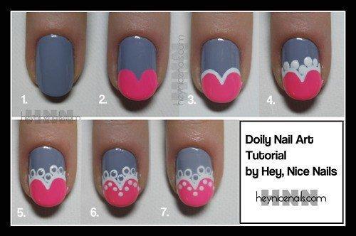 Nail-Art ♦ Mignon & simple