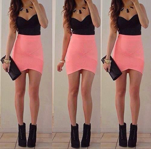 S'habiller pour les fêtes.
