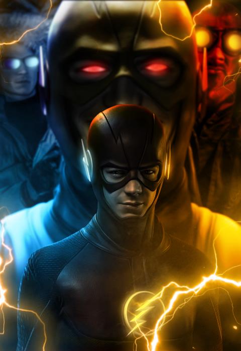le monde des super héros