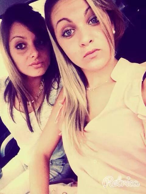 Ma petite soeur à moi, mon bijoux, mon carma. ♥