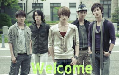 Bienvenue sur mon blog <3
