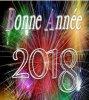 Je vous souhaite tout mes v½ux 2018
