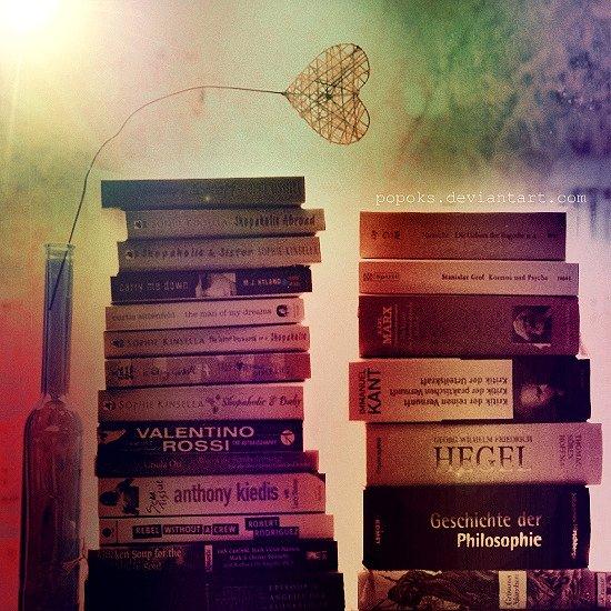 Vos 5, livres, films et autres favoris.