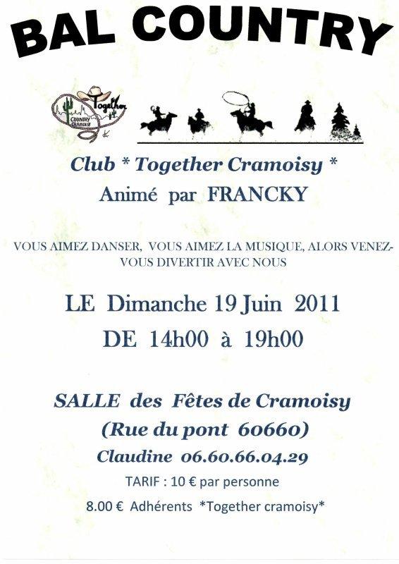 19 juin 2011 - Cramoisy