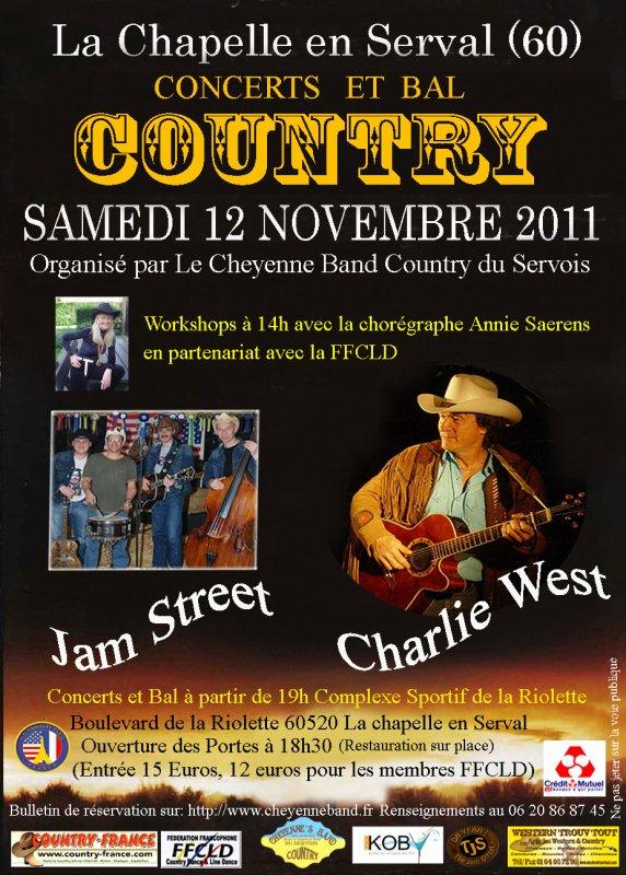 12 novembre 2011 - Chapelle en Serval