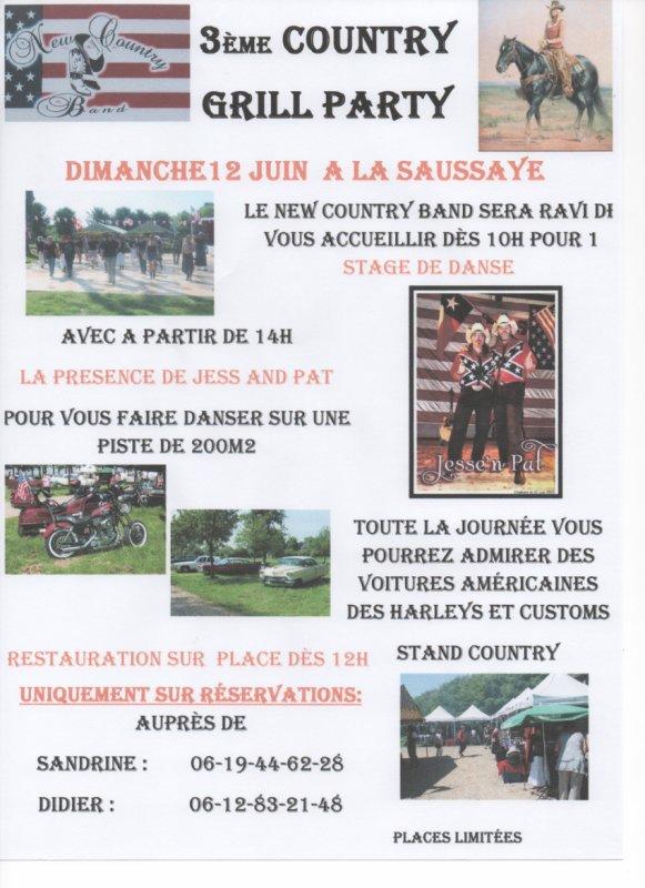 12 juin 2011 - La Saussaye