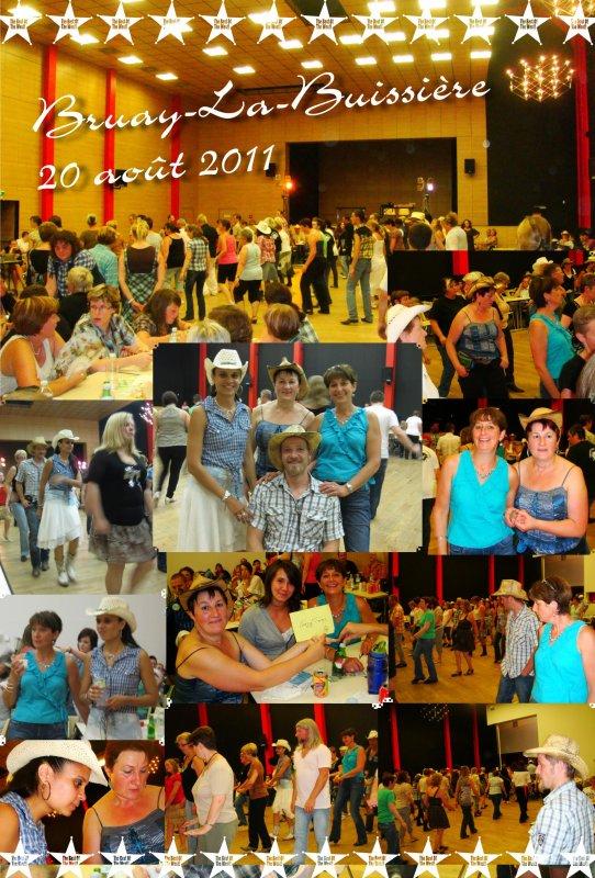 BAL DE BRUAY-LA-BUISSIÈRE - 20 AOÛT 2011