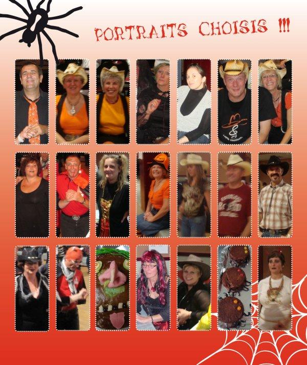 BAL GRANDVILLIERS HALLOWEEN - 21 OCTOBRE 2011