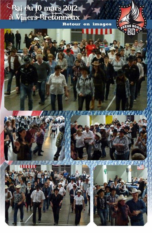 En attendant les montages vidéos, retour en images sur notre bal du 10 mars 2012 à Villers-Bretonneux