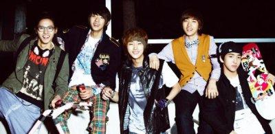 Japon : B1A4 dévoile la tracklist de leur premier album