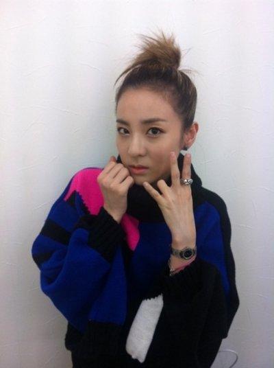 Dara (2NE1) fête ses 27 ans