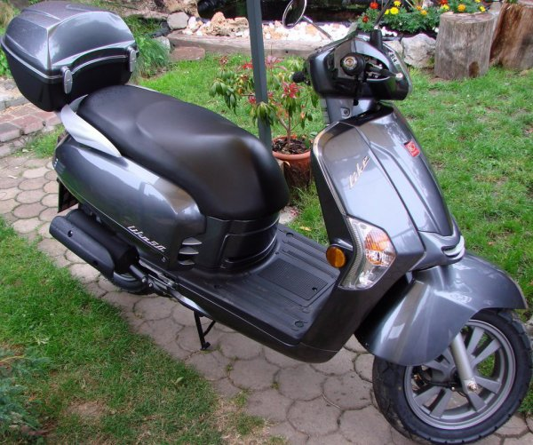 !!! A VENDRE Scooter !!!