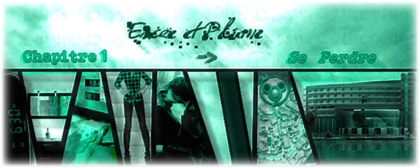 _Encre _&_ Plume_ -_ ペンとインク Chapitre _1_ -_ Se_ Perdre