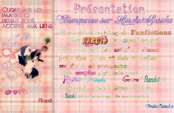 ☼ Présentation ☺