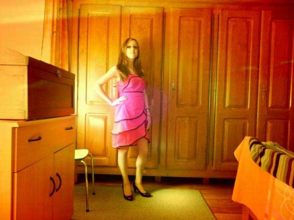 la robe et moi hahaha