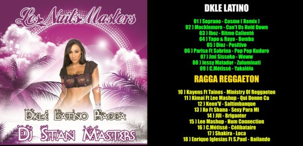Les Nuits Masters 2014 - Dj Stan Masters LH