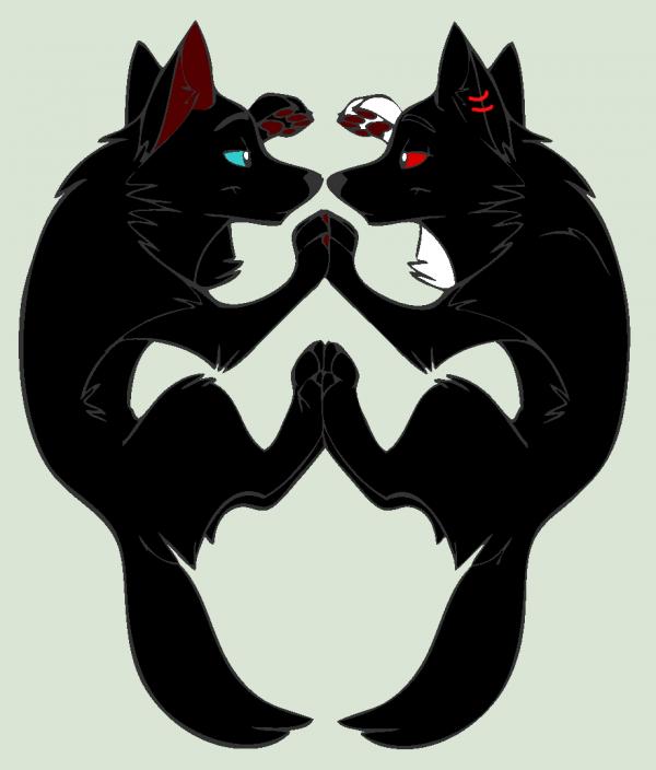 Commande Hunter et Yuuwakusuru (Trico)