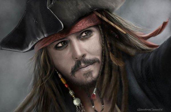 Pirate des Caraïbes avec Yuu et Trico