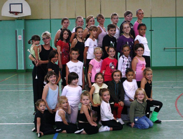 twirling club de caen
