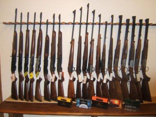 arsenal d'arme de chasse