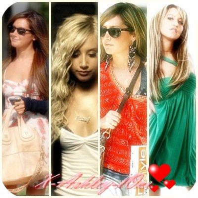Ashley et la Mode ♥