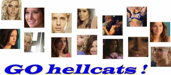 Hellcats ( Tous les Mardi sur la CW )