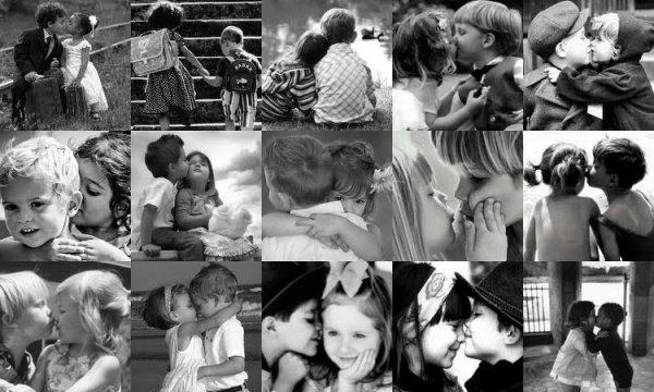 L'amour avec un petit A