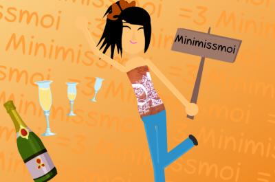 Présentation de mes amis: Minimissmoi.