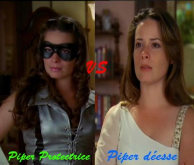 piper protectrice VS piper deesse