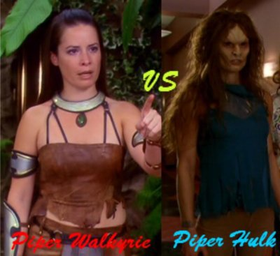 piper walkyrie VS piper hulk