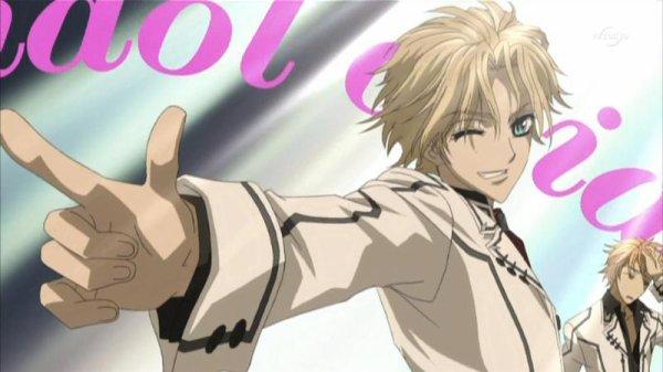 *-*-*-*Le petit génie (ou plutot débile ) de la nightclasse et idol des filles de la dayclass, Hanabusa Aido*-*-*-*