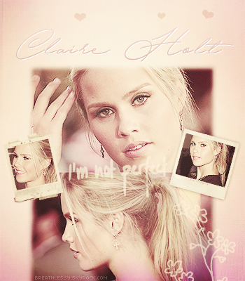 Biography of Claire Holt '♥