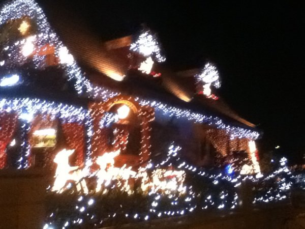 Une des maisons les plus décorer d'Alsace ( 67 )