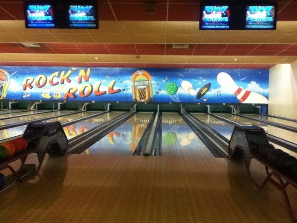 Une petite soirée bowling