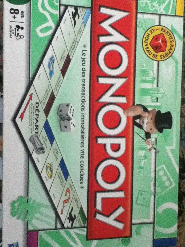 Petit partit de Monopoly