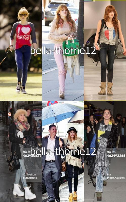 Bella Thorne Vs Martina Stoessel Version 2 Partie 1