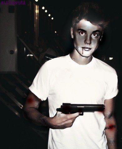 Happy Bieberween