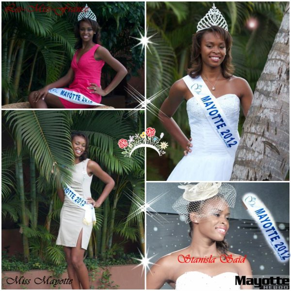 02/09/12 Miss Mayotte Staisla
