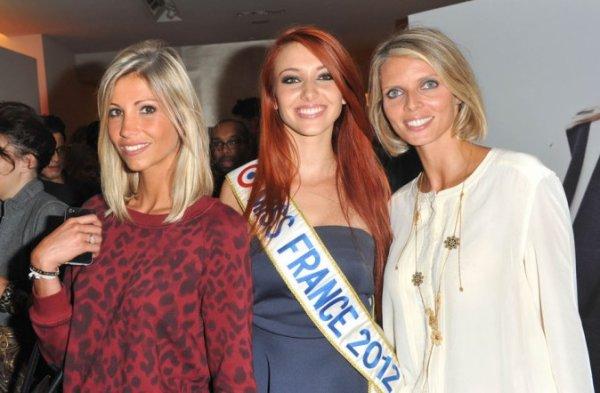08/09/12 Delphine Wespiser et Alenxandra Rosenfeld  vogue fashion night out