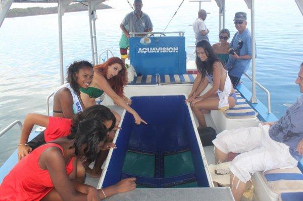 Miss Mayotte 2012 Stanisla Said photo offciel