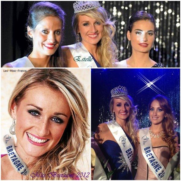 Miss Bretagne 2012 Estelle Sabathier