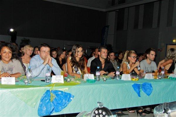 28/09/12 Malika Menard élection Miss Montélimart