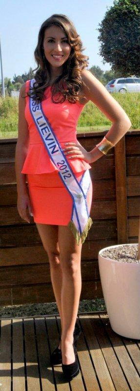 28/09/12 Miss Nord Pas de Calais est Sophie Garénaux