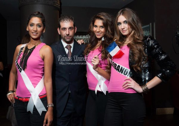 09/12/12 Marie Payet Miss Univers