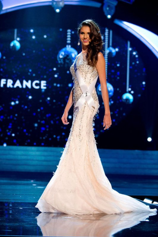 21/12/12 Marie Payet Miss Univers