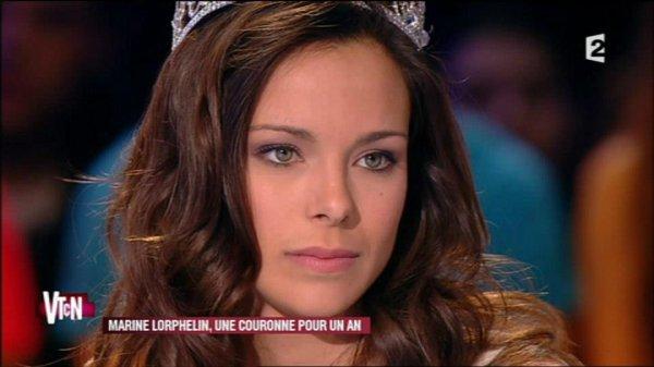 """23/12/12 Marine Lorphelin """"Vous trouvez ça normale"""""""