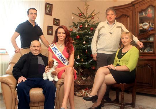 30/12/12 Delphine Wespiser retour en Alsace