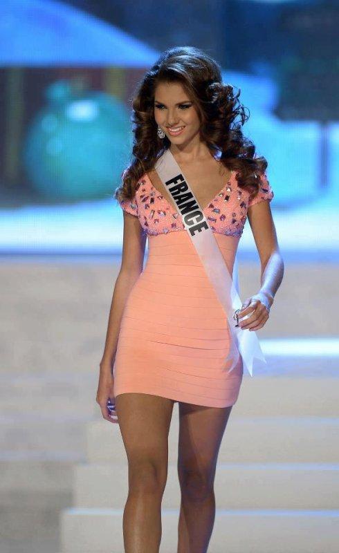 Quelle Miss France devrait être Miss Monde ?