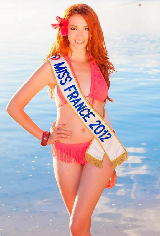 Quelle Miss est la plus belle en Mailllot de bain ?