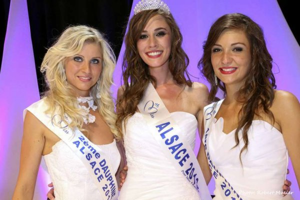 MISS ALSACE 2013